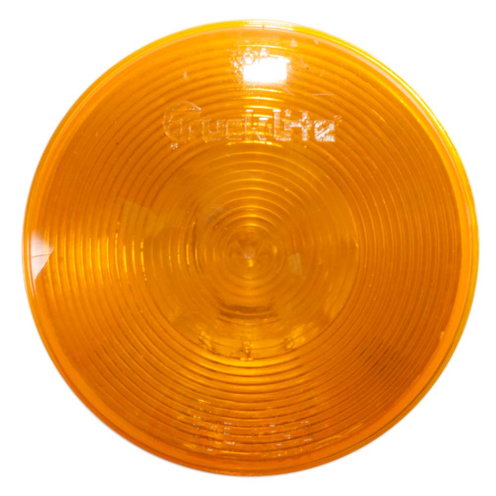 4 U0026quot  Sealed Amber  Yellow 40 Series  Incandescent  Round  1 Bulb  Front  Park  Turn